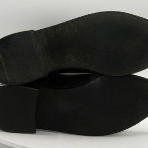 Boots Shoes - Vintage Police Sz 7 B Black Equestrian Boot C1B E4